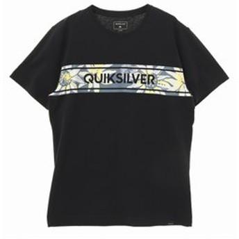 【クイックシルバー:トップス】【QUIKSILVER クイックシルバー 公式通販】クイックシルバー (QUIKSILVER)ロゴ Tシャツ FRONTLINE ISLAND ST