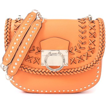 ゲス GUESS HIPPIE LUX CONVERTIBLE CROSSBODY FLAP (Mango)