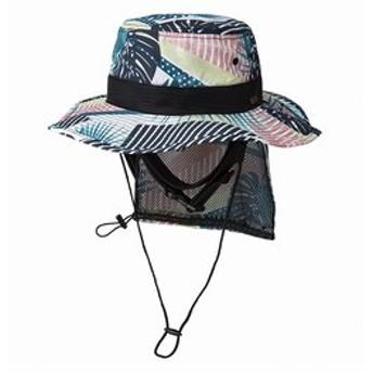 【クイックシルバー:スポーツ】【ROXY ロキシー 公式通販】ロキシー(ROXY)UPF50+ パッカブル サーフ ハット UV WATER HAT PRT
