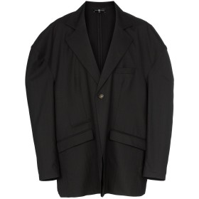 Edward Crutchley オーバーサイズ ジャケット - ブラック