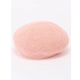 【CECIL McBEE:帽子】シンプルベレー帽