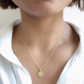 Pucar - コインマリタムネックレス Coin Maritime Necklace