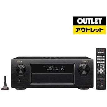 AVアンプ [ハイレゾ対応 /Bluetooth対応 /Wi-Fi対応 /ワイドFM対応 /11.2ch /DolbyAtmos対応] AVR-X6300H ブラック
