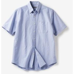 ドビーオックス・BDシャツ/半袖
