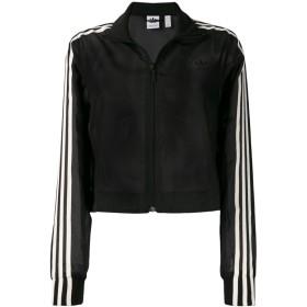 Adidas シアー トラックジャケット - ブラック