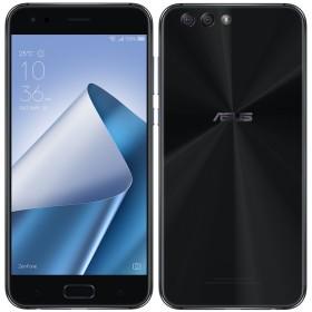 ZenFone 4 ZE554KL SIMフリー [ミッドナイトブラック]内蔵メモリ:ROM 64GB RAM 6GB デュアルカメラを搭載した5.5型SIMフリースマートフォン