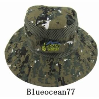 帽子 春夏 UVカット帽子 UV ハット アウトドア つば広ハット 帽子 日よけ帽子 メンズ帽子レディース 登山 帽子アドベンチ