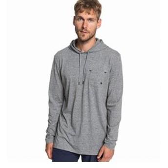 【クイックシルバー:トップス】【WEB限定】 ADAPT 速乾 UVカット 長袖Tシャツ ADAPT SL HOOD