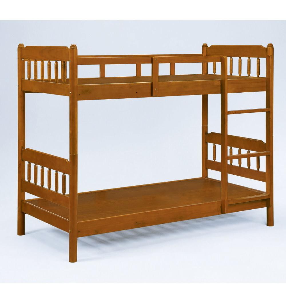 muna小圓柱3.3尺雙層床