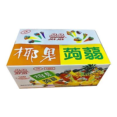 晶晶 椰果蒟蒻果凍散裝(5.6kg/箱)
