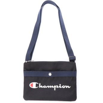 チャンピオン Champion ショルダーバッグ (ブラック)