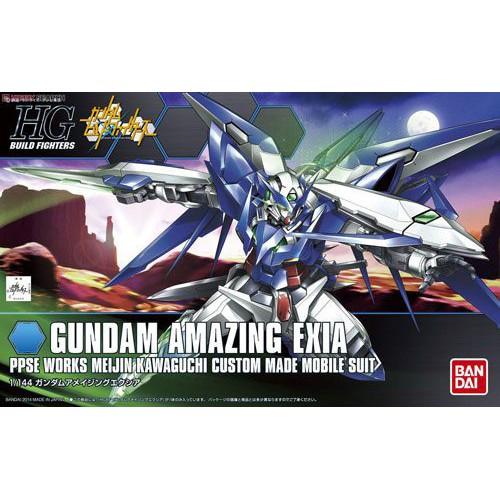 萬代 鋼彈模型 HGBF 1/144 驚異能天使 鋼彈創鬥者 玩具e哥 60372