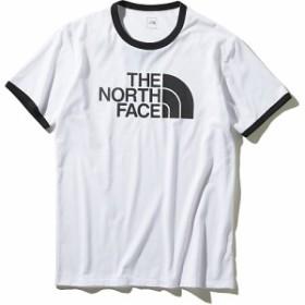 ノースフェイス メンズスポーツウェア 半袖機能Tシャツ RINGER TEE NT31880 メンズ WK