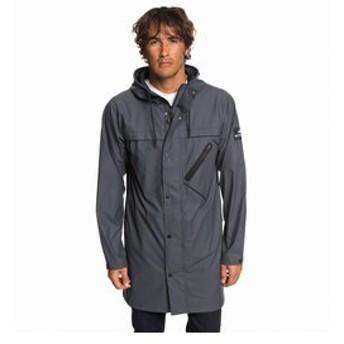 【クイックシルバー:アウター】【WEB限定 WATERMAN】 撥水 4wayストレッチ ジャケット TECHTONIC ANORAK