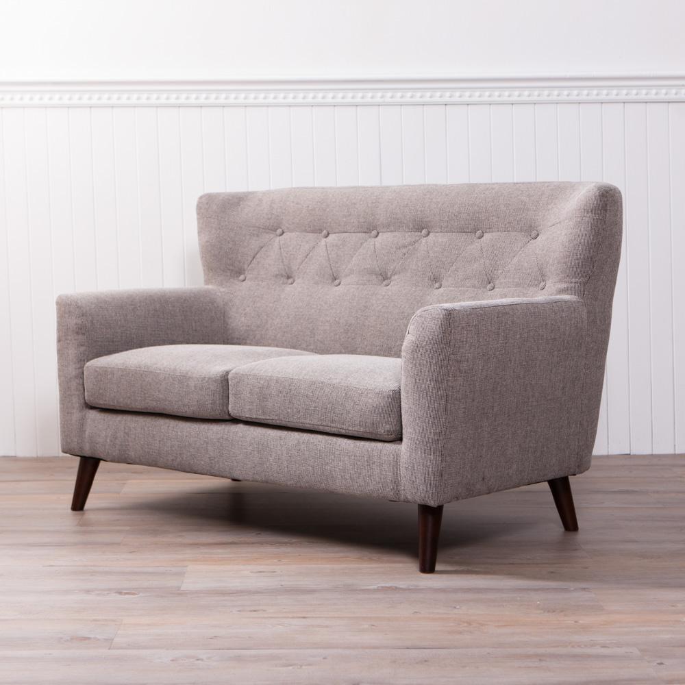 ‧ 獨立筒座包椅墊,座感舒適 ‧ 腳座防滑腳粒,不刮傷地板 ‧ 優雅灰色系,居家皆好搭配