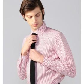 【トゥモローランド/TOMORROWLAND】 120/2コットンピケ ワイドカラー ドレスシャツ NEW WIDE-5