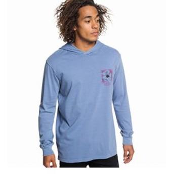 【クイックシルバー:トップス】【ORIGINALS】 長袖 Tシャツ SOUR FLOWER HOODIE