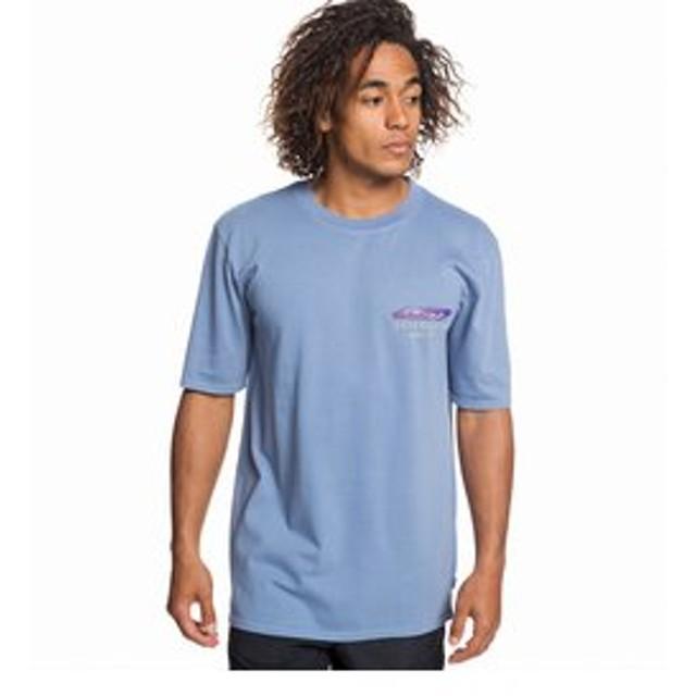 【クイックシルバー:トップス】【ORIGINALS】 バックプリント Tシャツ FURBALL SS