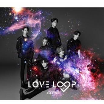 【CD】初回限定盤 GOT7 / LOVE LOOP 【初回生産限定盤A】(+DVD) 送料無料