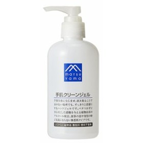 【価格据え置き】松山油脂 手肌クリーンジェル 240ml M-mark ハンドジェル 無香料