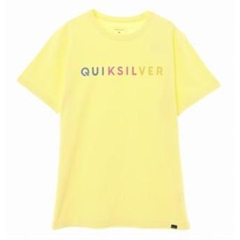 【クイックシルバー:トップス】【QUIKSILVER クイックシルバー 公式通販】クイックシルバー (QUIKSILVER)ロゴ Tシャツ M & W DIVISION ST
