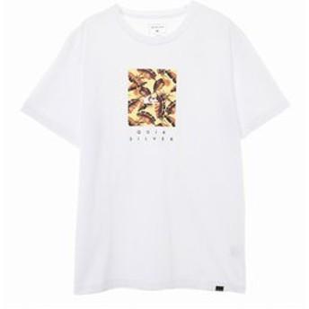 【クイックシルバー:トップス】【QUIKSILVER クイックシルバー 公式通販】クイックシルバー (QUIKSILVER)ロゴ Tシャツ ISLAND BOX ST