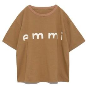 [マルイ] 【emmi atelier】emmiロゴTシャツ/エミ(emmi)
