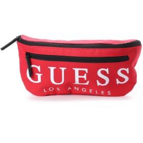 ゲス GUESS SUNNY SIDE WAIST BAG (RED)