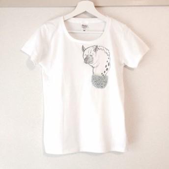 ポケット付きTシャツ12