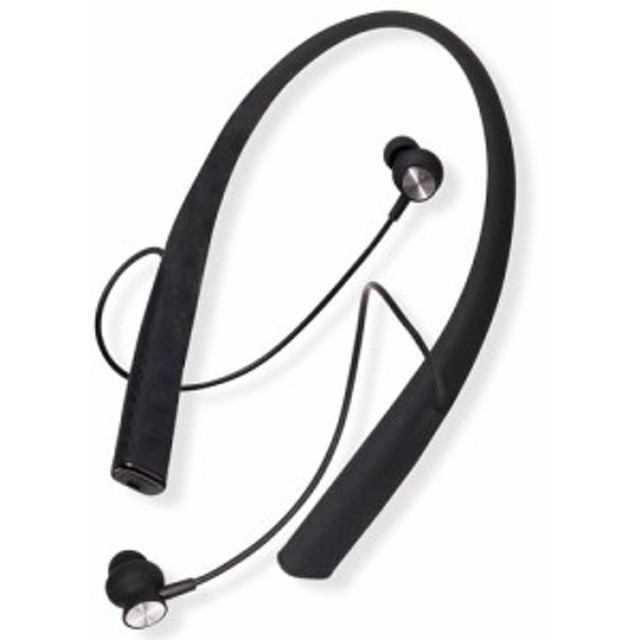 オウルテック OWL-BTEP05-BK(ブラック) Bluetoothワイヤレスイヤホン
