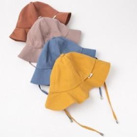 帽子 児童 折りたためる ソフトハット 紫外線対策 シンプル リゾート UVカット 新作