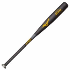 【送料無料】 ミズノ 野球 軟式メタルバッド JKONG 1CJMR12284 09 メンズ ブラック