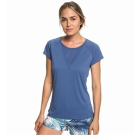 【クイックシルバー:トップス】【ROXY ロキシー 公式通販】ロキシー(ROXY)防臭 速乾 Tシャツ CHASING SUNSET TEE