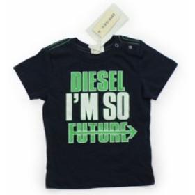 【ディーゼル/DIESEL】Tシャツ・カットソー 70サイズ 男の子【USED子供服・ベビー服】(415071)