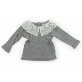 b33bdb5bac3e22 【サニーランドスケープ/SunnyLandscape】Tシャツ・カットソー 80サイズ 女の子【USED子供