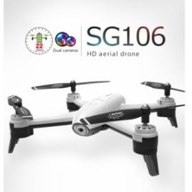 1080P広角カメラオプティカルフローポジショニングRCドローンQuadcopter RTF付きSG106 WiFi FPV