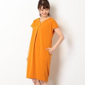 [マルイ]【セール】フロントタックカットソーワンピース/アールユー(ru)