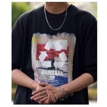 LION HEART LH 1 WEBストア限定 slendery喜平チェーンネックレス/BK(ブラック)