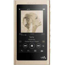 【中古即納】送料無料 ソニー SONY ウォークマン Aシリーズ NW-A55(N) ペールゴールド/16GB Bluetooth対応