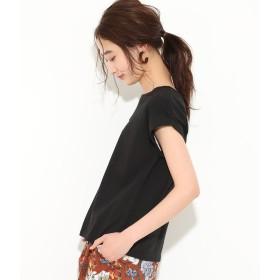 Tシャツ - ViS ロゴ刺繍プルオーバー