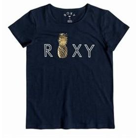 【クイックシルバー:トップス】【ROXY ロキシー 公式通販】ロキシー(ROXY)箔プリント Tシャツ STARS DONT SHINE (130-150)