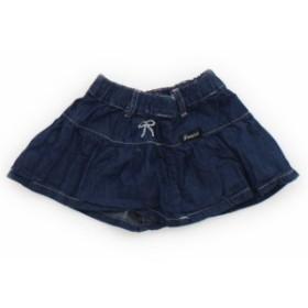 【セラフ/Seraph】スカート 80サイズ 女の子【USED子供服・ベビー服】(415508)