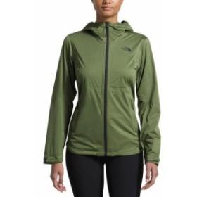 (取寄)ノースフェイス レディース オールプルーフ ストレッチ ジャケット The North Face Women Allproof Stretch Jacket Four Leaf