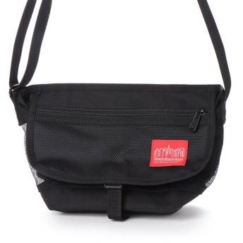 マンハッタンポーテージ Manhattan Portage Urban Mesh Casual Messenger Bag (Black)
