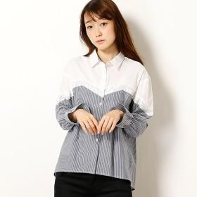 [マルイ]【セール】ビスチェ 切替えシャツ/ドールアップ ウップス(doll up oops)