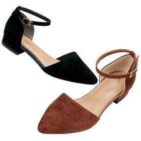 GeeRA ローヒールセパレートパンプス ゴールド レディース 5,000円(税抜)以上購入で送料無料 パンプス 夏 レディースファッション アパレル 通販 大きいサイズ コーデ 安い おしゃれ お洒落 20代 30代 40代 50代 女性 靴 シューズ