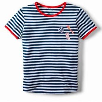 【クイックシルバー:トップス】【ROXY ロキシー 公式通販】ロキシー(ROXY)【Disney x ROXY】 半袖Tシャツ EYE ON YOU D (130~150cm)