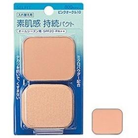 資生堂化粧品 SELFIT(セルフィット) ナチュラルフィニッシュファンデーション ピンクオークル10 (レフィル)(13g)
