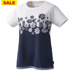 【SALE】プリンス ゲームシャツ(WL9044-146)[prince LS レディース]