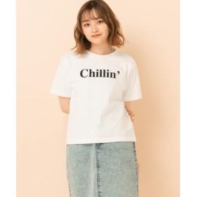 RETRO GIRL レトロガール ChillinロゴTee